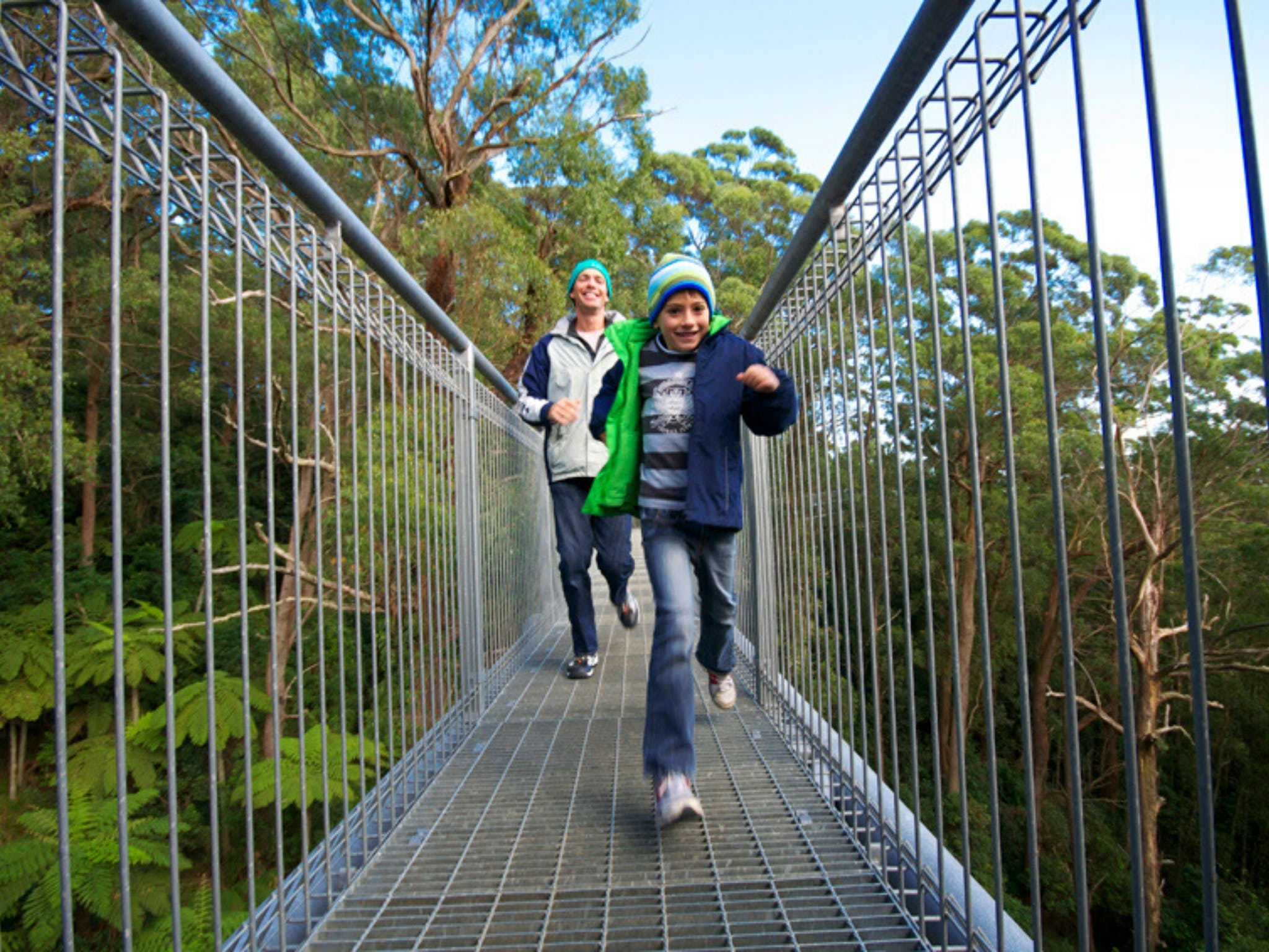 Get Back to Nature these July School Holidays - QLD Tourism