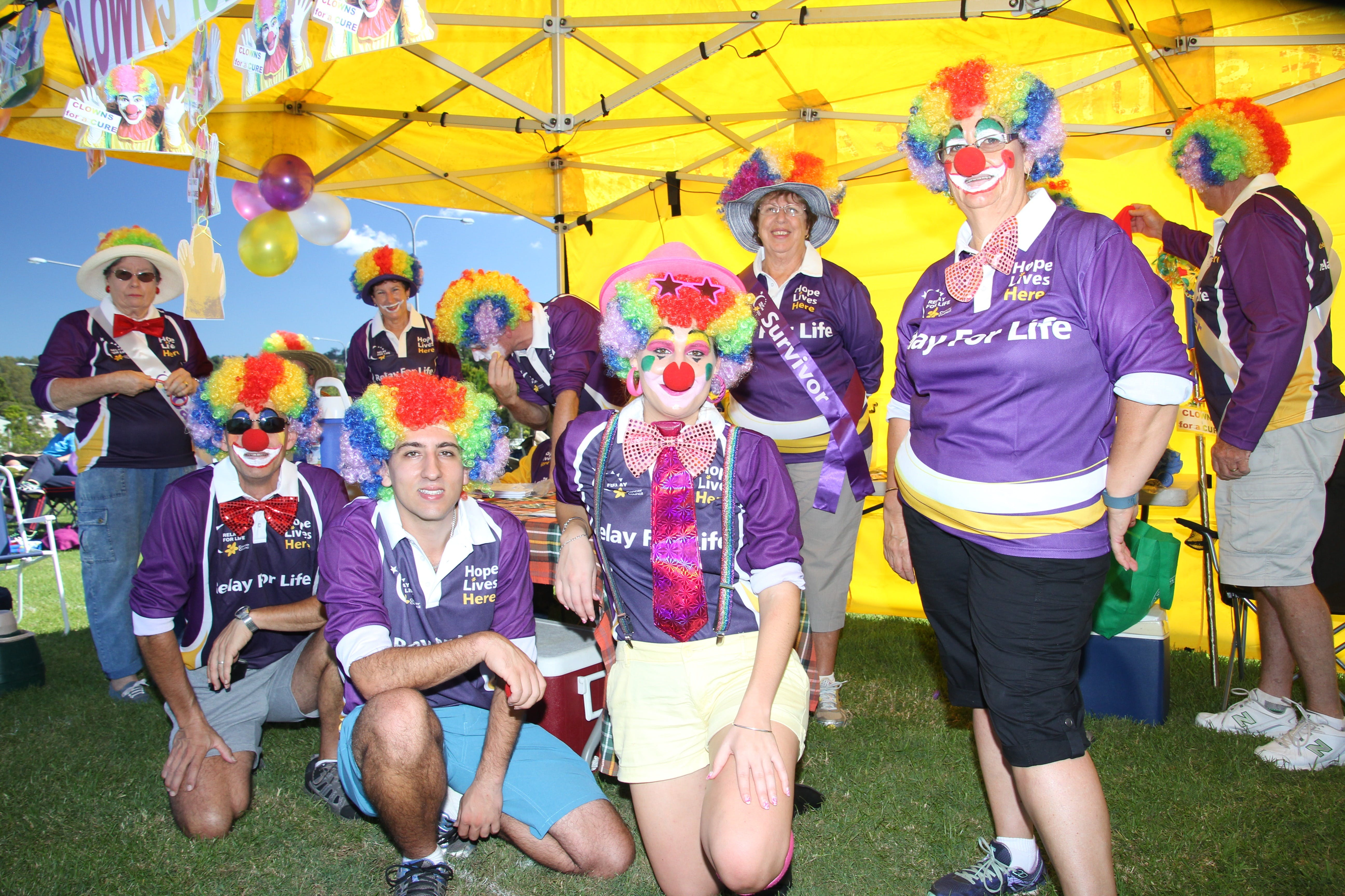 Grafton Relay for Life - NSW Cancer Council - QLD Tourism