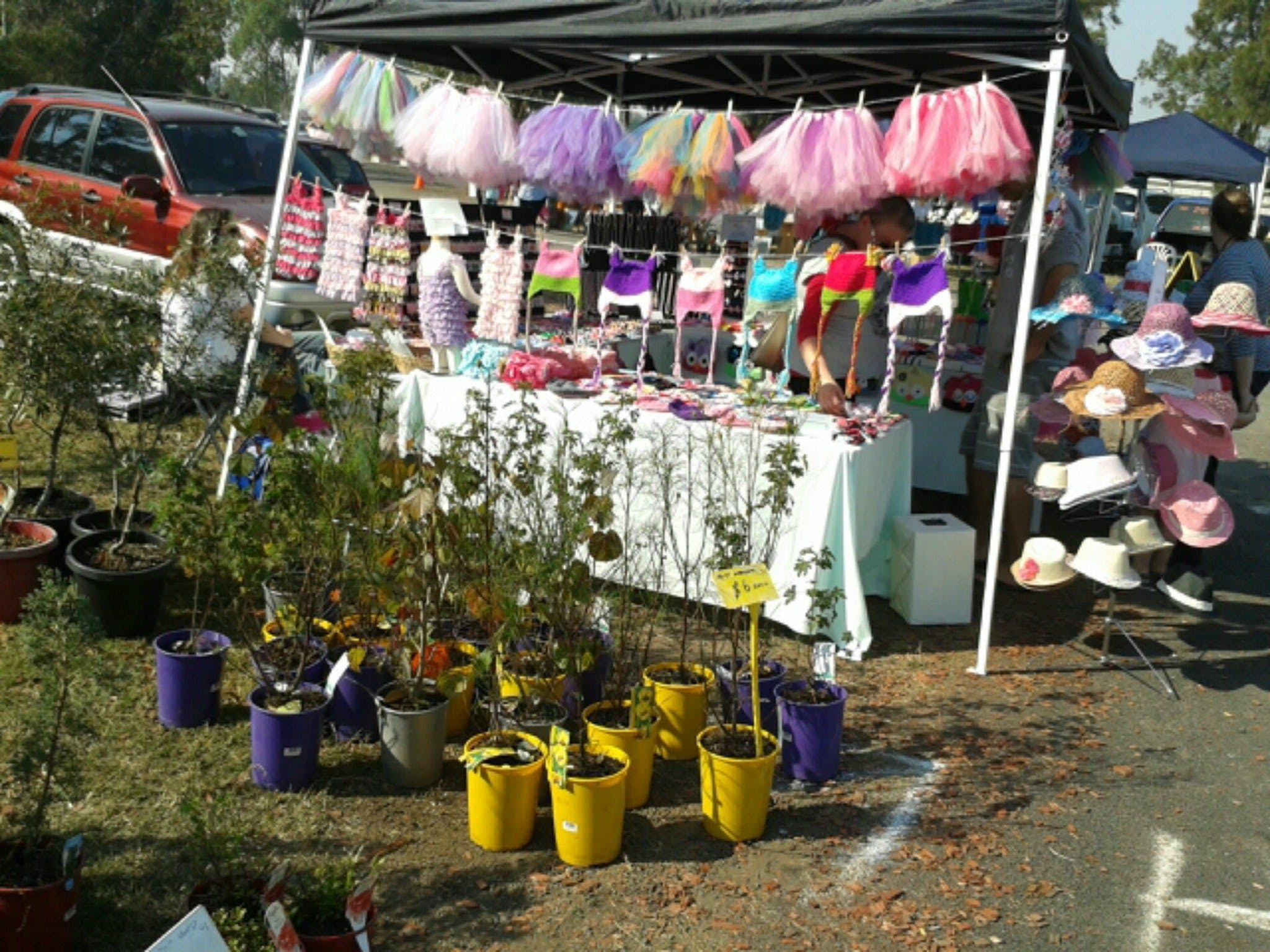 Gresford Community Markets - QLD Tourism
