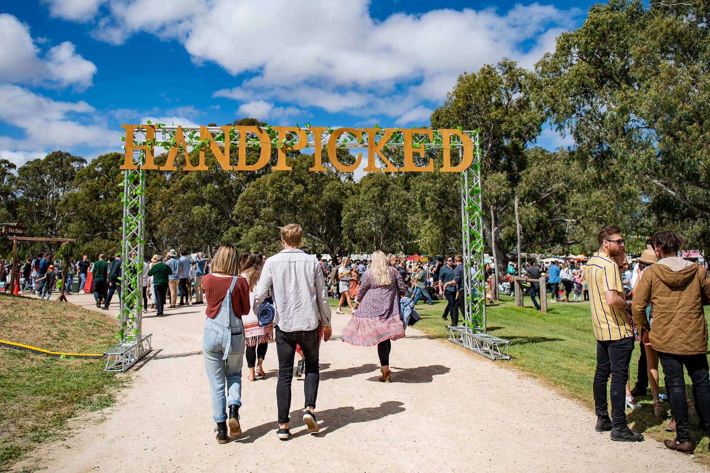 Handpicked Festival - QLD Tourism