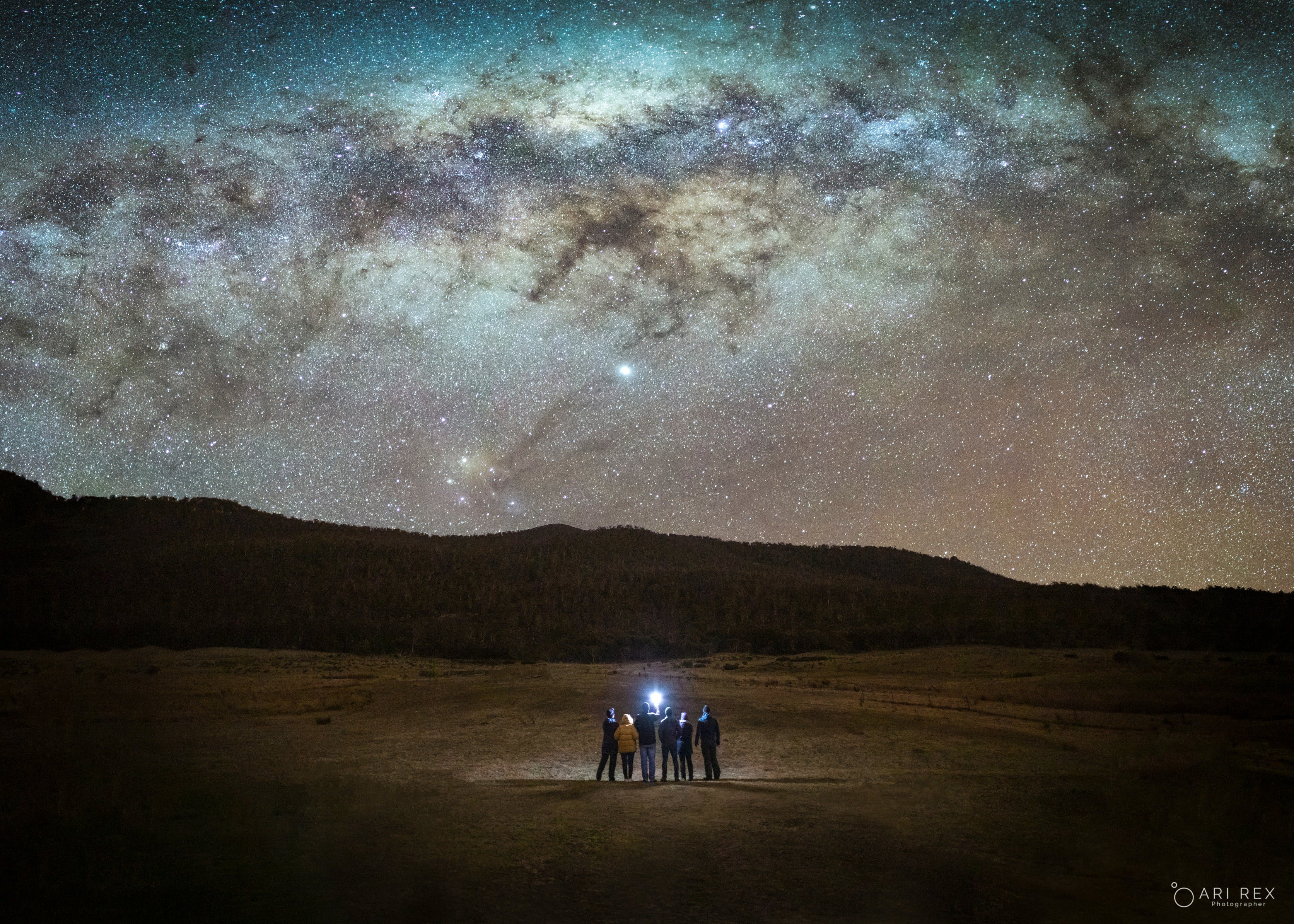 Milky Way Photography Workshop with Ari Rex - QLD Tourism