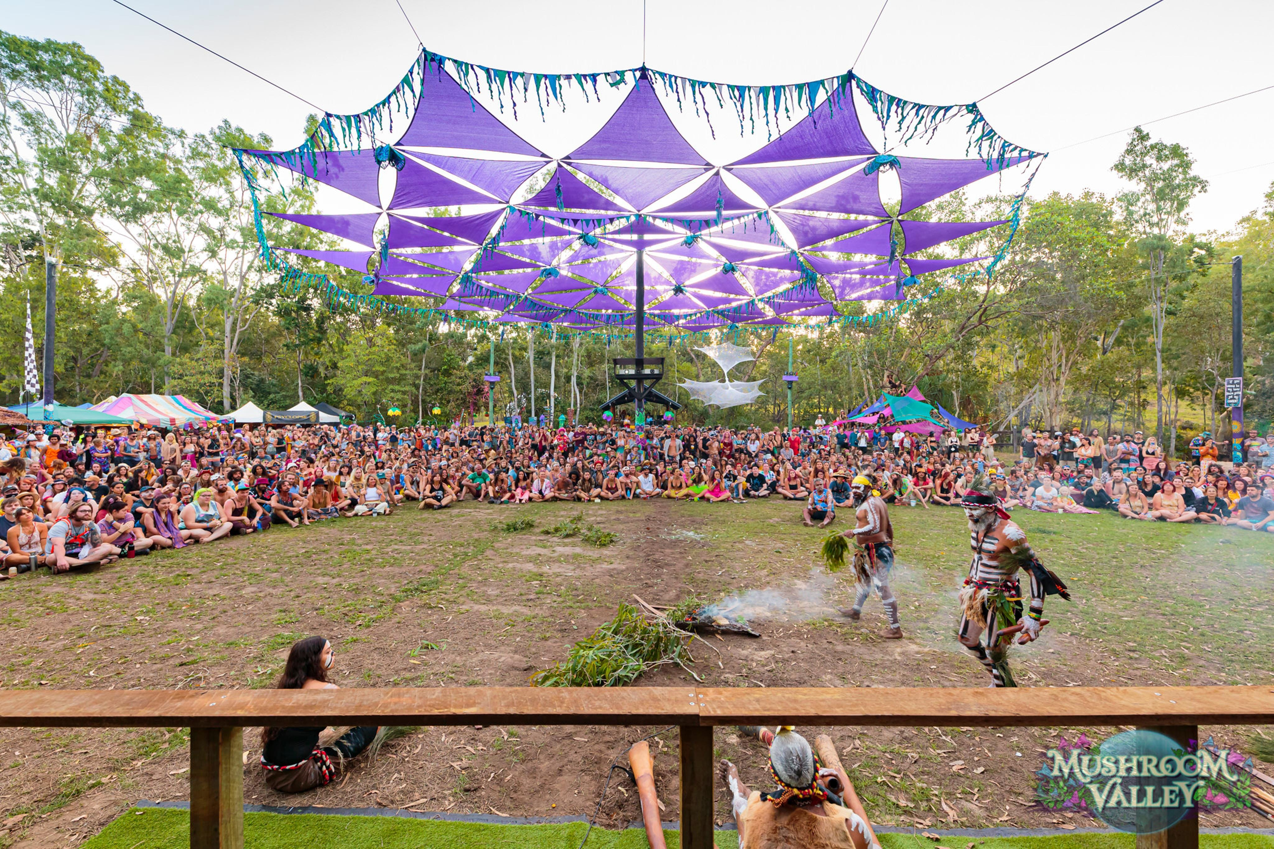 Mushroom Valley Festival - QLD Tourism