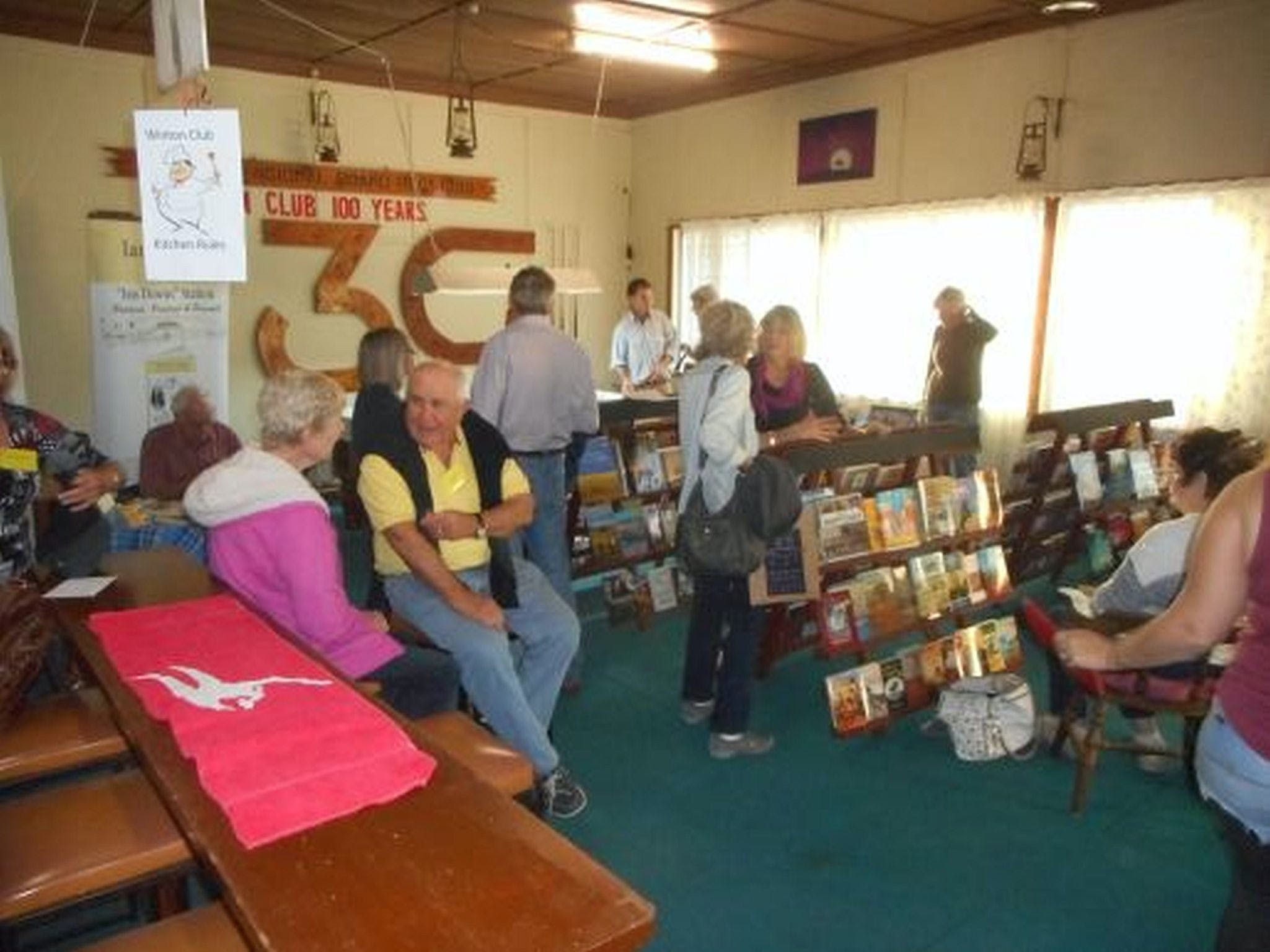 Outback Writers Festival - QLD Tourism