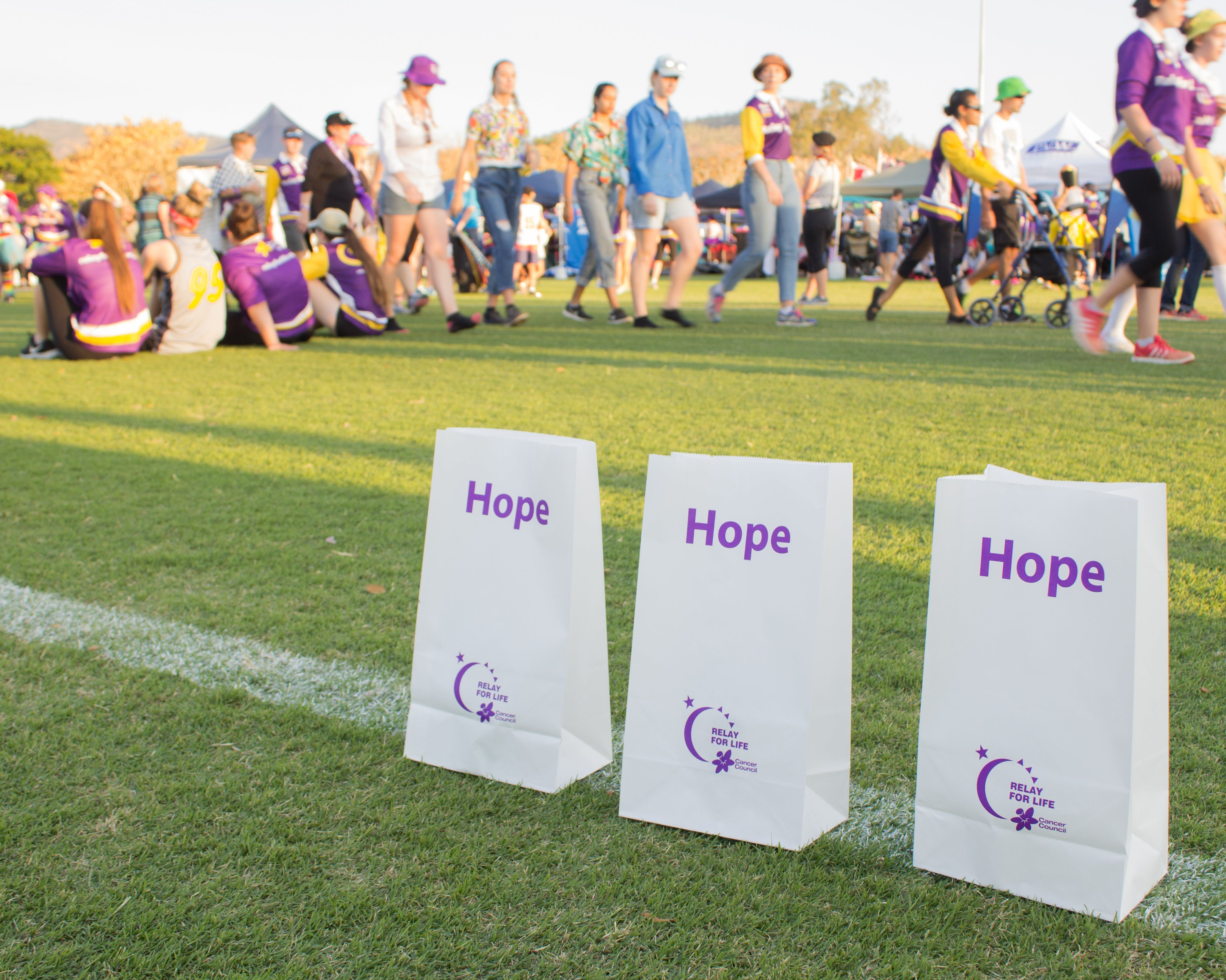Relay For Life 2020 - QLD Tourism