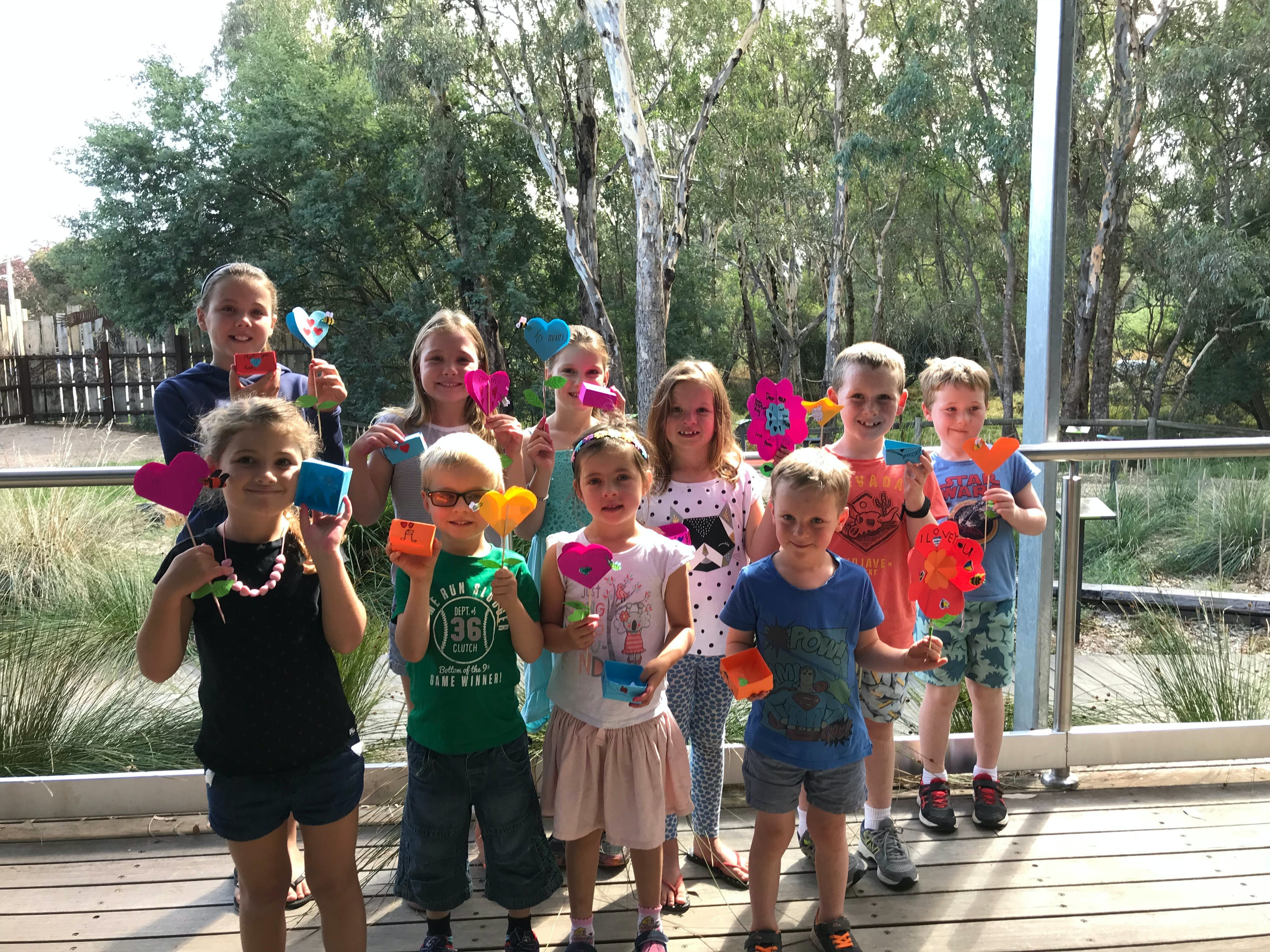 School Holiday Fun at the Y Water Discovery Centre - QLD Tourism