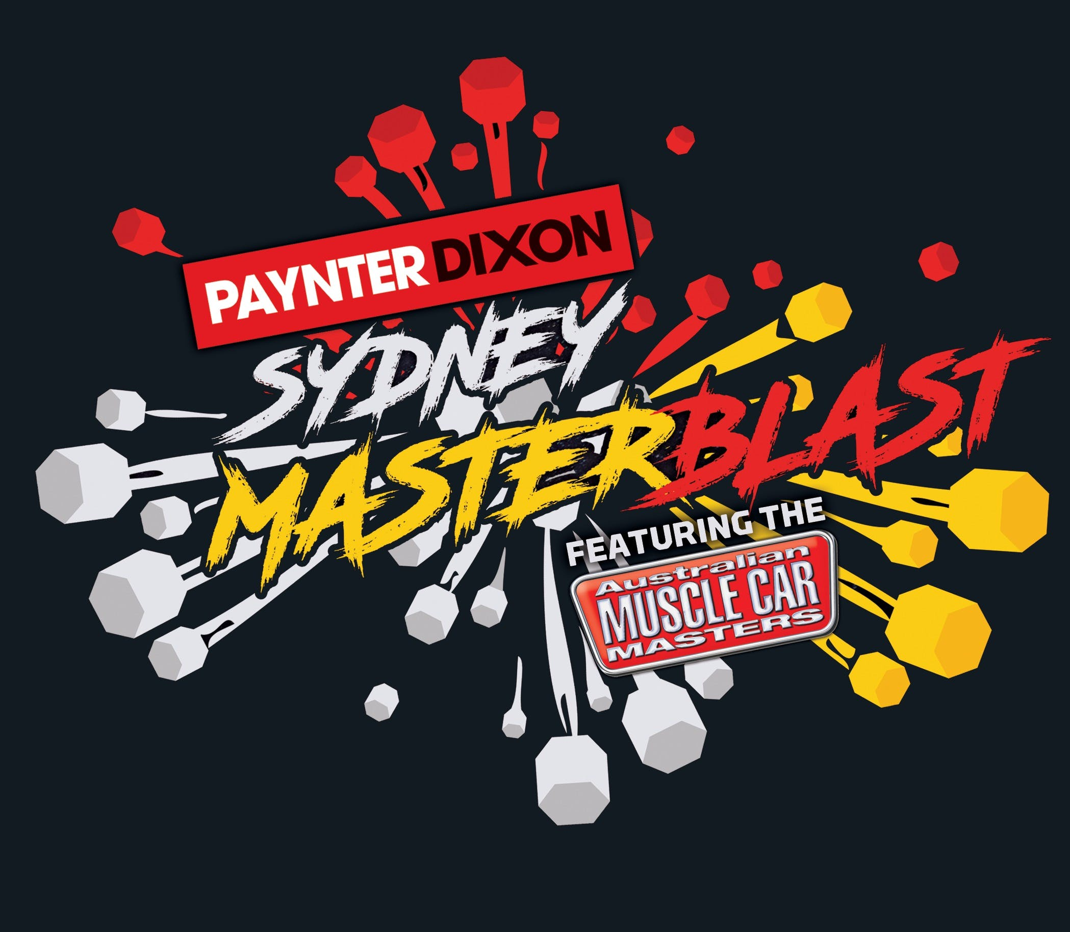 Sydney MasterBlast featuring The  Australian Muscle Car Masters - QLD Tourism