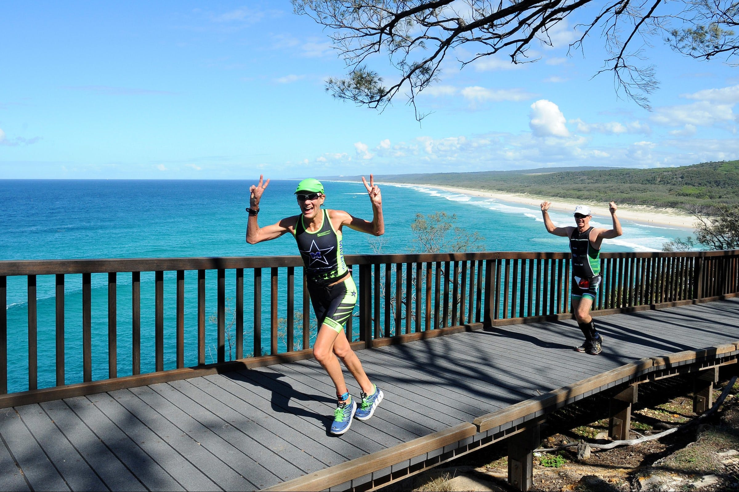 The Straddie Salute Triathlon Festival - QLD Tourism