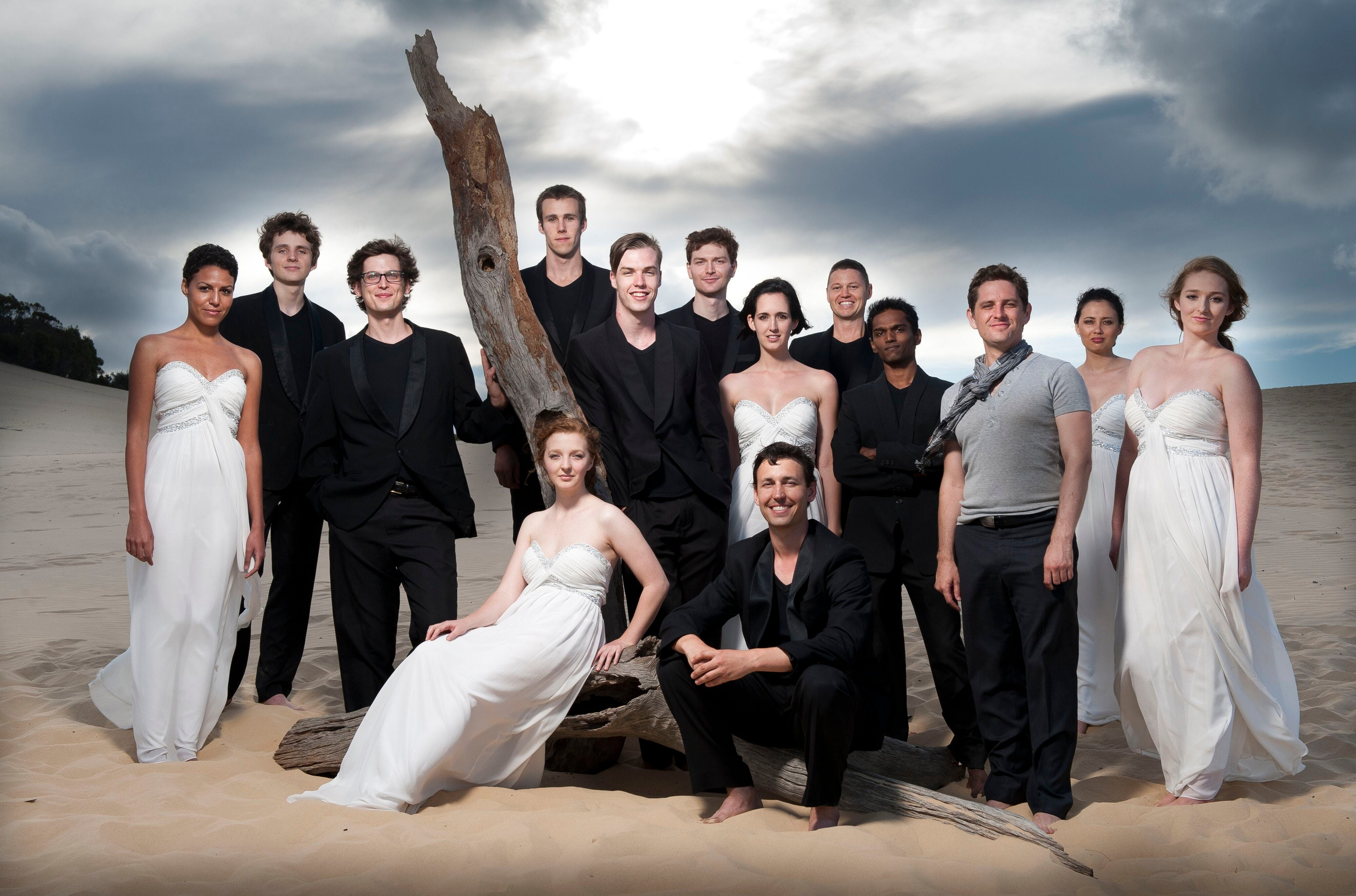 The Australian Voices in Concert - QLD Tourism