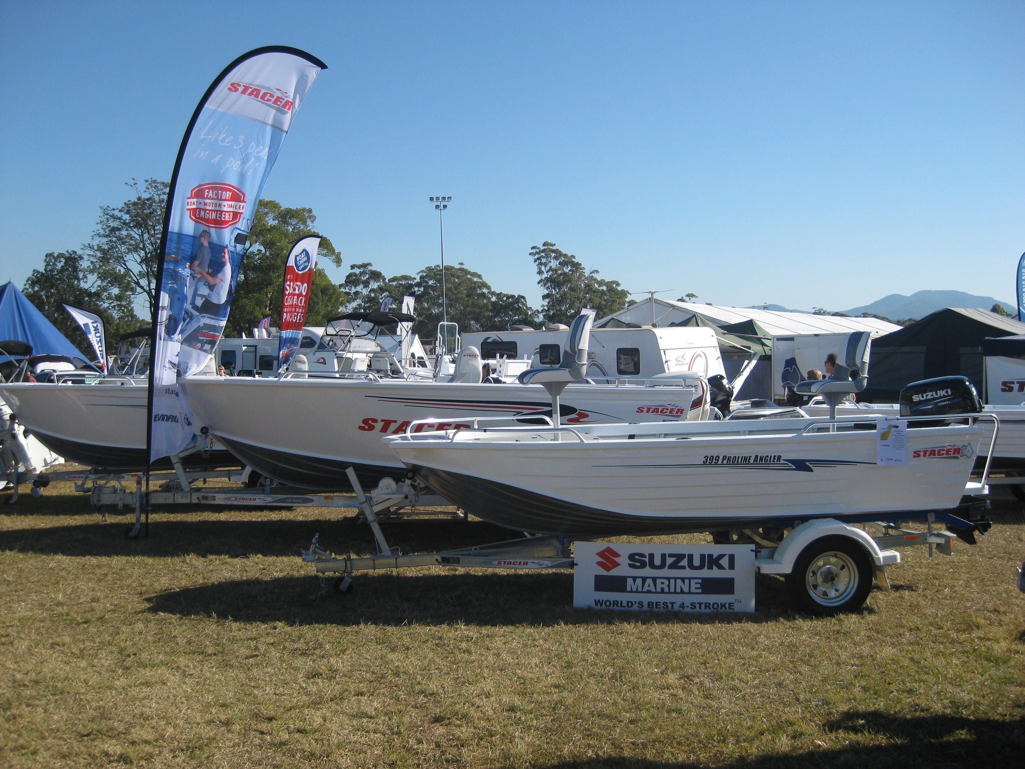Mid North Coast Caravan Camping 4WD Fish and Boat Show - QLD Tourism