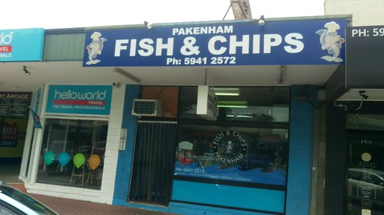 Pakenham Fish  Chips - QLD Tourism