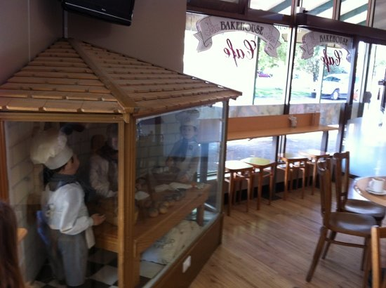 Bourkies Bakehouse - QLD Tourism