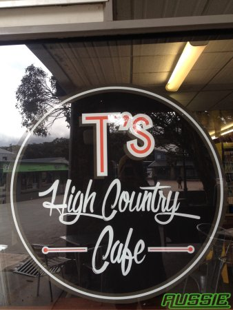 Ts High Country Cafe - QLD Tourism