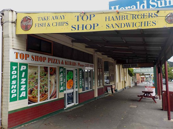 Top Shop Fish and Chips - QLD Tourism