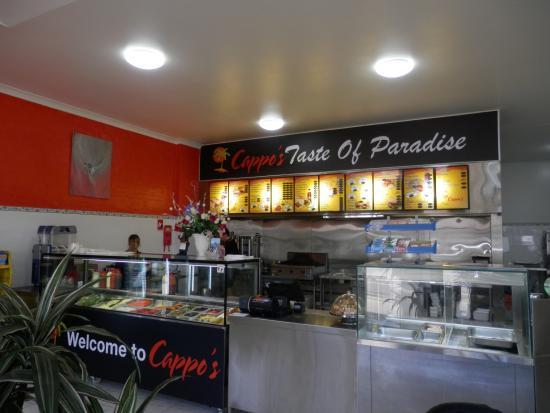 Cappos kebabs - QLD Tourism