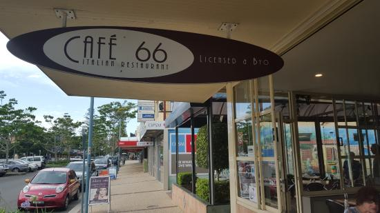 Cafe 66 - QLD Tourism