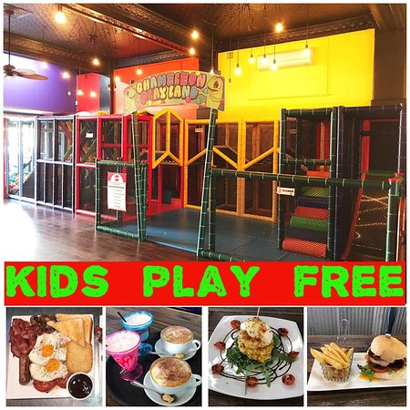 Chameleon Play Cafe - QLD Tourism