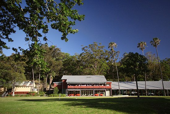 Audley Dance Hall Cafe  Events - QLD Tourism