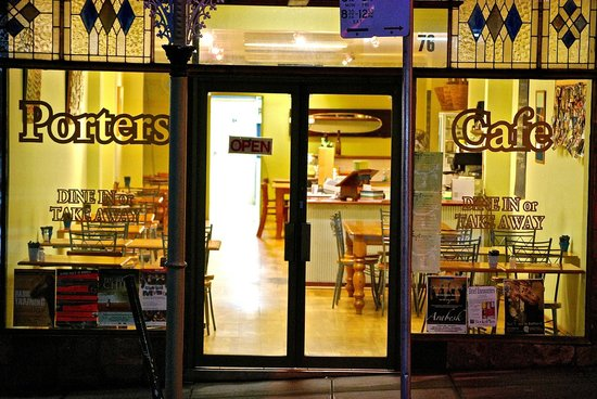 Porters Cafe - QLD Tourism