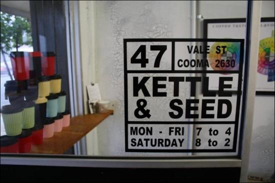 Kettle  Seed Cafe and Coffee Roaster - QLD Tourism