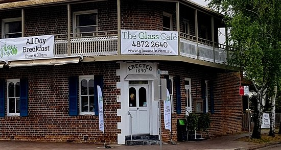 The Glass Cafe - QLD Tourism