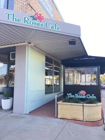 The Roses Cafe - QLD Tourism