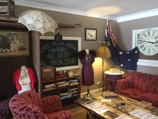 Aussie Outback Wares and Cafe - QLD Tourism