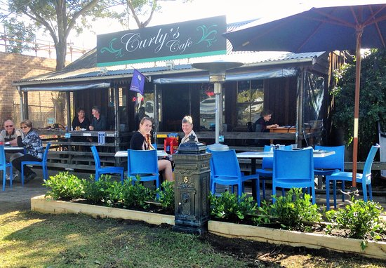 Curly's Cafe - QLD Tourism