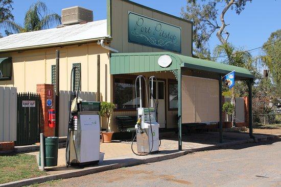 Port Pit-Stop Cafe - QLD Tourism