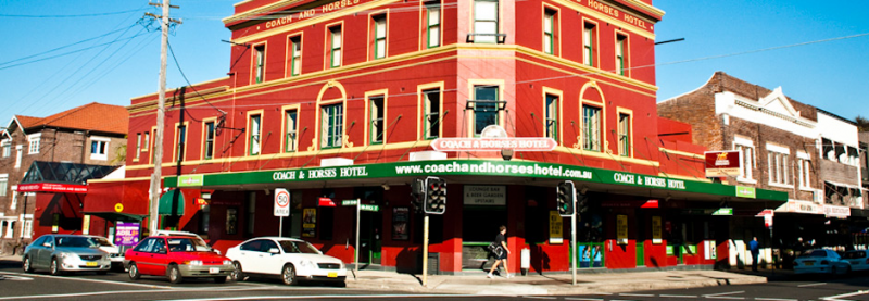 The Coach  Horses Hotel - QLD Tourism
