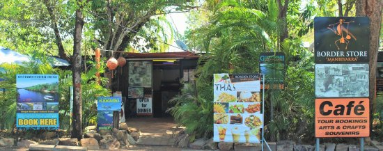 Border Store in Kakadu - QLD Tourism
