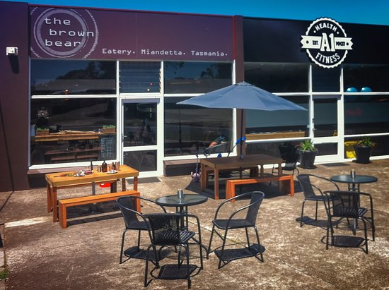 The Brown Bear Eatery - QLD Tourism