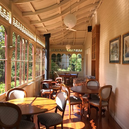 Glen Derwent Tea Room - QLD Tourism