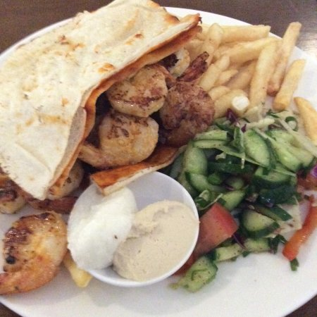 Little Lebanon Cafe  Restaurant - QLD Tourism