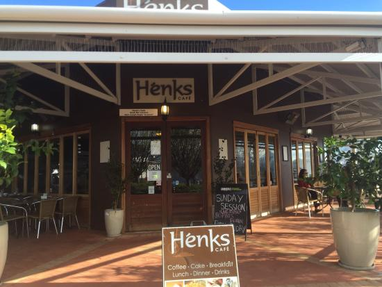 Henk's Cafe - QLD Tourism