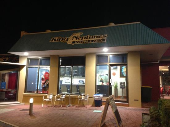 King Neptune's Seafood  Pasta - QLD Tourism