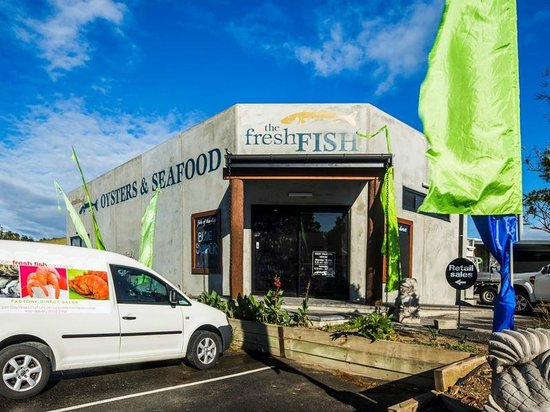 The Fresh Fish Place - Factory Direct Seafood - QLD Tourism