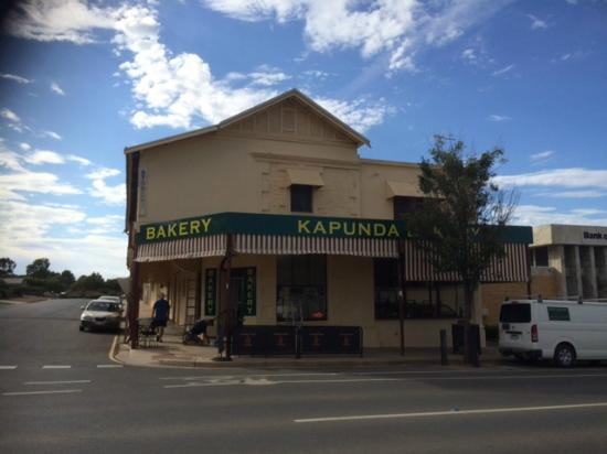 Kapunda Bakery - QLD Tourism