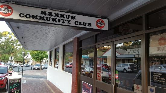 Mannum Community Club - QLD Tourism