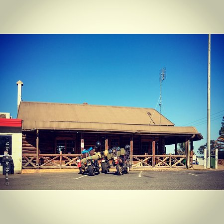 Gold Nugget Truck Stop - QLD Tourism