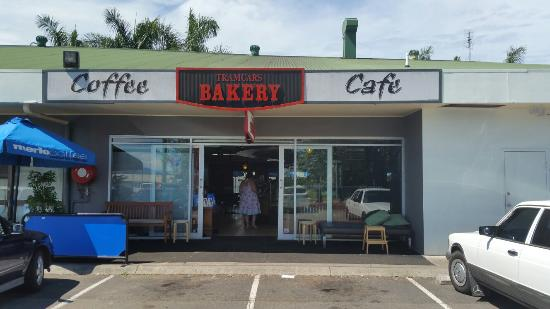 Tramcars Bakery Cafe - QLD Tourism