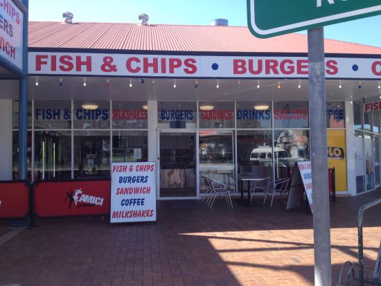 Beaudesert Fish and Chips - QLD Tourism