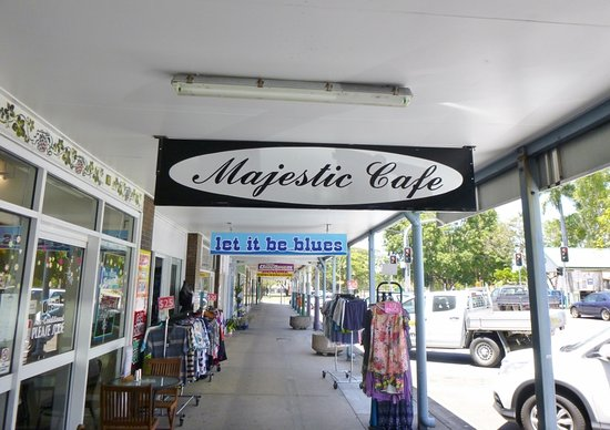 Majestic Cafe - QLD Tourism