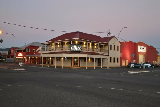 Great Western Hotel - QLD Tourism