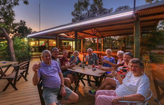 Cobbold Gorge Bistro - QLD Tourism