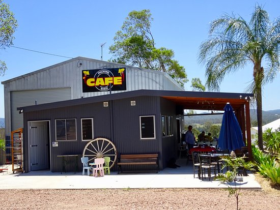 Packing Shed Cafe - QLD Tourism