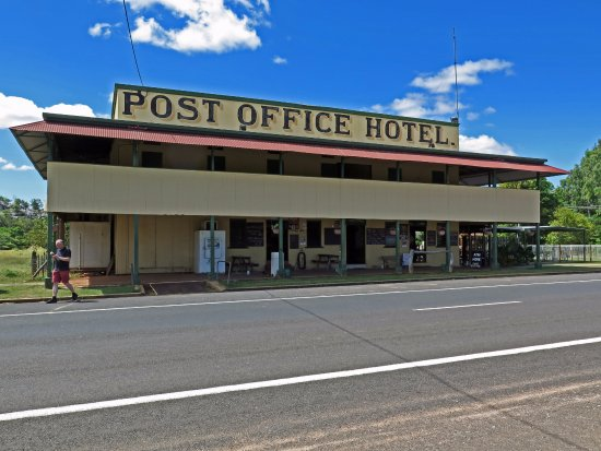 Post Office Hotel - QLD Tourism
