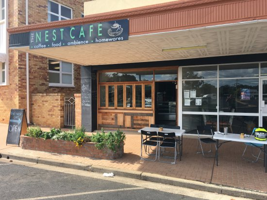 The Nest Cafe Crows Nest - QLD Tourism