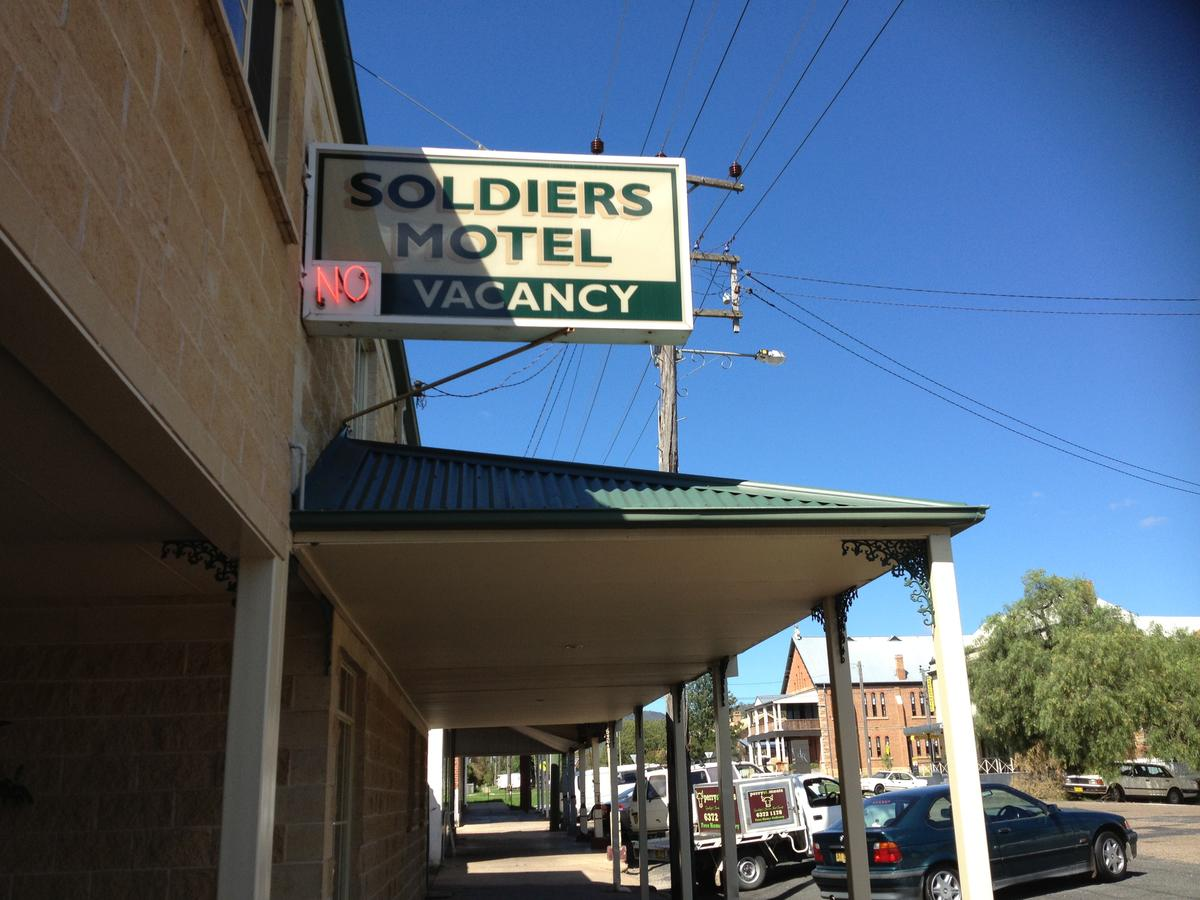 Soldiers Motel - QLD Tourism