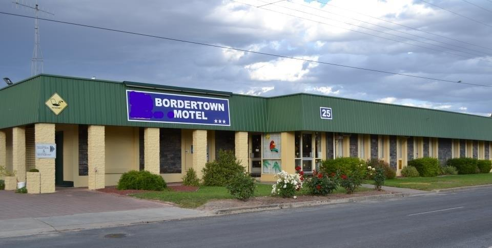 Bordertown Motel - QLD Tourism