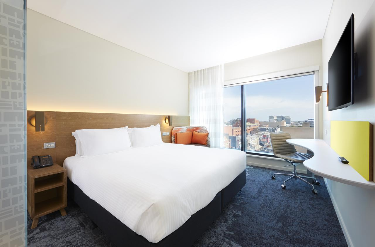 Holiday Inn Express Adelaide City Centre - QLD Tourism